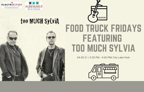 Albemarle Parks & Rec:<br>Food Truck Fridays
