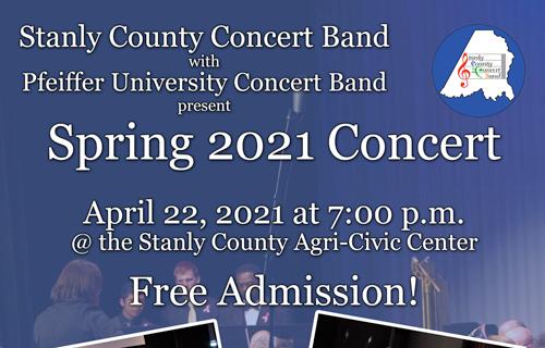 Spring 2021 Concert