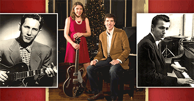 The Stanly County Concert Association presents Music City Christmas